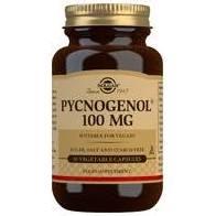 Pycnogenol 100mg Solgar 30 cápsulas