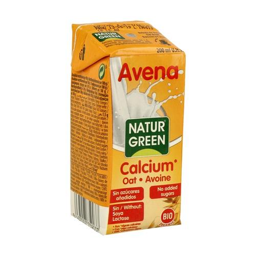 Bebida avena calcium 200 ml