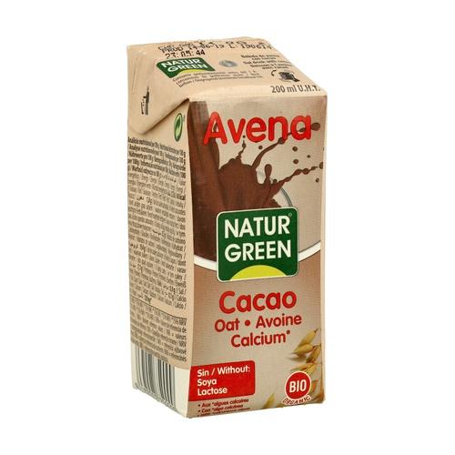 Bebida avena chocolate 200 ml
